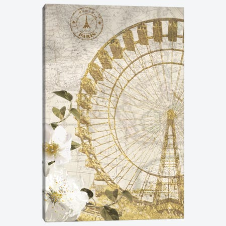 C'est La Vie Canvas Print #NAN31} by Nan Canvas Artwork