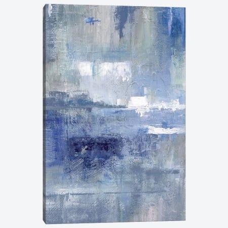 Bay View Indigo Canvas Print #NAN320} by Nan Canvas Art Print