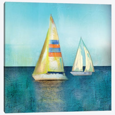 Color Tint Breeze Canvas Print #NAN325} by Nan Canvas Wall Art