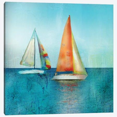 Color Tint Sail Canvas Print #NAN326} by Nan Canvas Wall Art