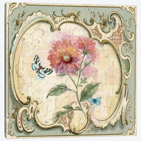 Classical Flower III Canvas Print #NAN32} by Nan Canvas Art