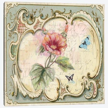 Classical Flower IV Canvas Print #NAN33} by Nan Canvas Wall Art