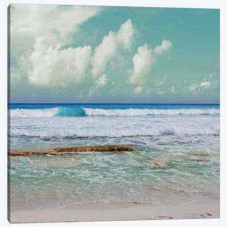 Cancun Magic I Canvas Print #NAN379} by Nan Canvas Artwork