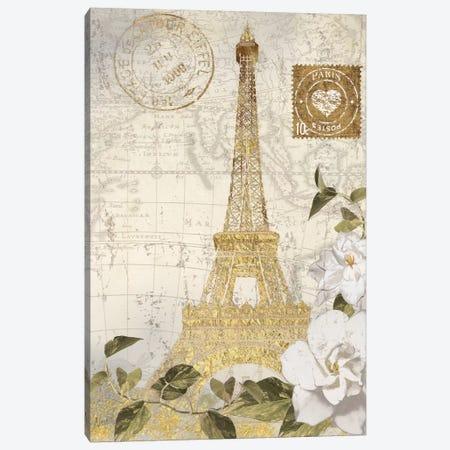 J'aime Je Vis Canvas Print #NAN37} by Nan Canvas Art Print