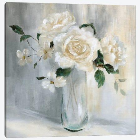 Caroline Springs Bouquet I Canvas Print #NAN381} by Nan Canvas Art Print