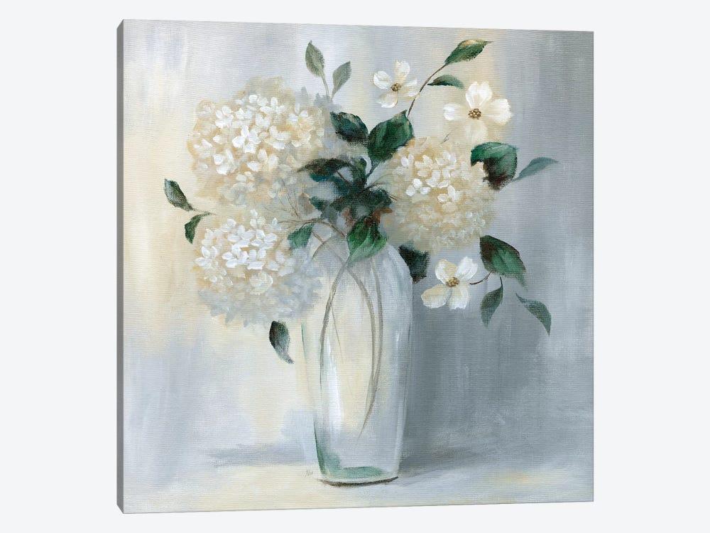 Caroline Springs Bouquet II by Nan 1-piece Canvas Art