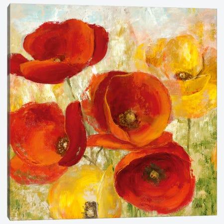 Flourishing Meadow I Canvas Print #NAN398} by Nan Canvas Art