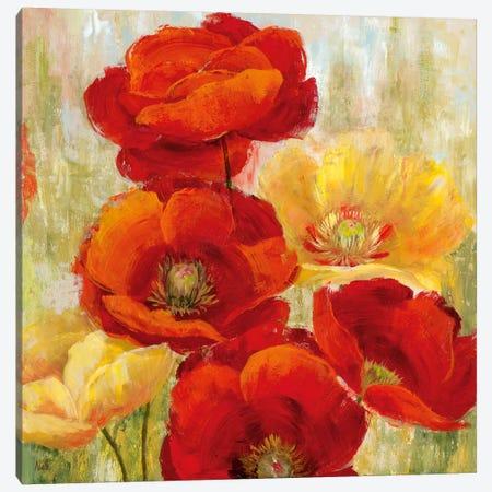 Flourishing Meadow II Canvas Print #NAN399} by Nan Canvas Art