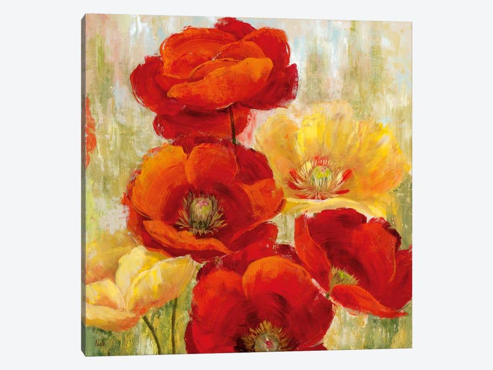 Flourishing Meadow II by Nan 1-piece Canvas Art