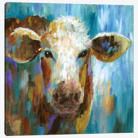 Lulu Belle Canvas Print #NAN39} by Nan Canvas Wall Art
