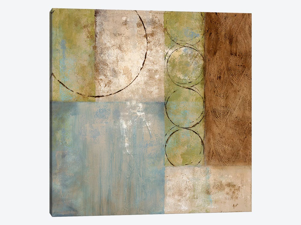 Going Green II 1-piece Canvas Print