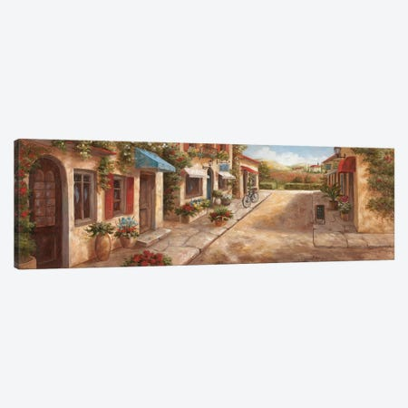 Italian Village I Canvas Print #NAN413} by Nan Canvas Print