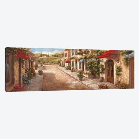 Italian Village II Canvas Print #NAN414} by Nan Canvas Art