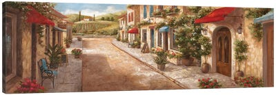 Italian Village II Canvas Art Print