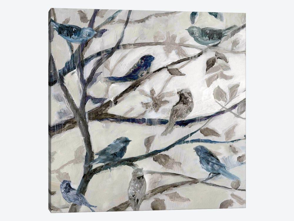 Morning Song I by Nan 1-piece Canvas Art Print