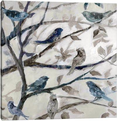 Morning Song I Canvas Art Print