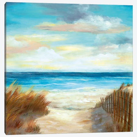 Ocean Breeze Canvas Print #NAN433} by Nan Art Print