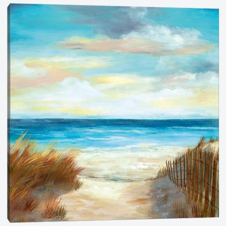 Ocean Breeze Canvas Print #NAN433} by Nan Art Print