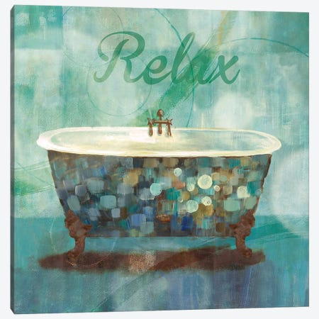 Relax Canvas Print #NAN439} by Nan Canvas Art Print