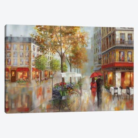 Romantic Promenade I Canvas Print #NAN443} by Nan Canvas Wall Art