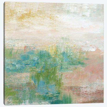 Sea Foam I Canvas Print #NAN447} by Nan Canvas Print