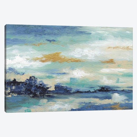 Sea Isle I 3-Piece Canvas #NAN449} by Nan Canvas Wall Art