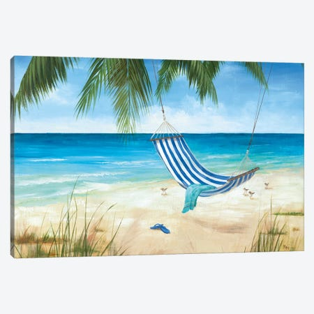 Soft Breeze 3-Piece Canvas #NAN453} by Nan Canvas Print