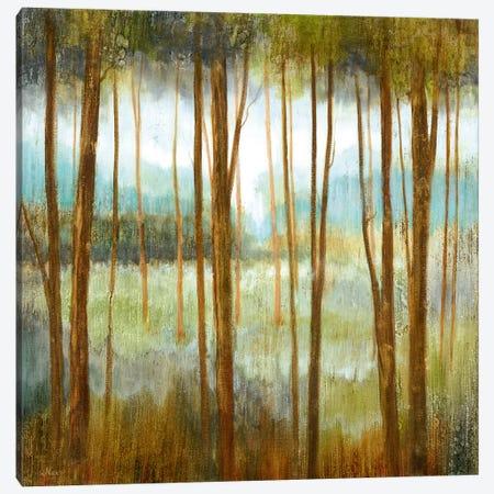 Soft Forest I Canvas Print #NAN454} by Nan Canvas Wall Art