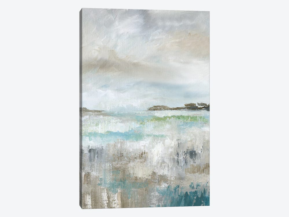 Soft Vista I by Nan 1-piece Canvas Artwork