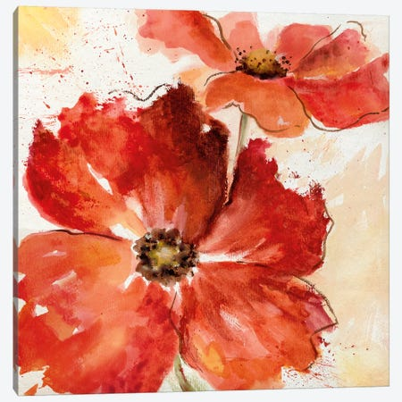 Sunshine Day II 3-Piece Canvas #NAN465} by Nan Canvas Art Print