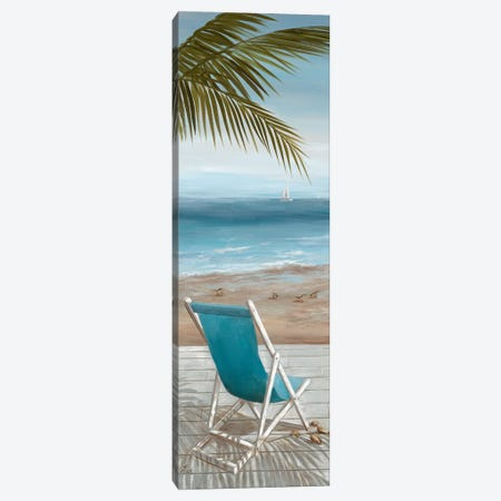 Walk on the Beach I 3-Piece Canvas #NAN468} by Nan Canvas Art