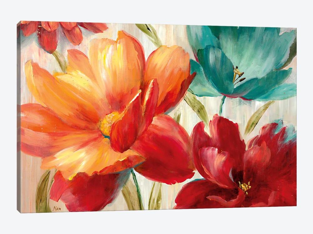 Avalon Garden by Nan 1-piece Canvas Art Print