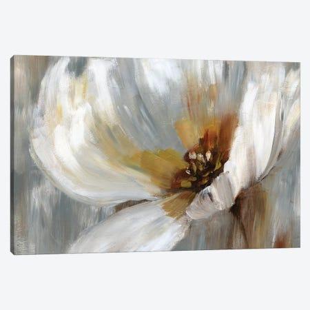 Emboldened Poppy Canvas Print #NAN481} by Nan Canvas Art