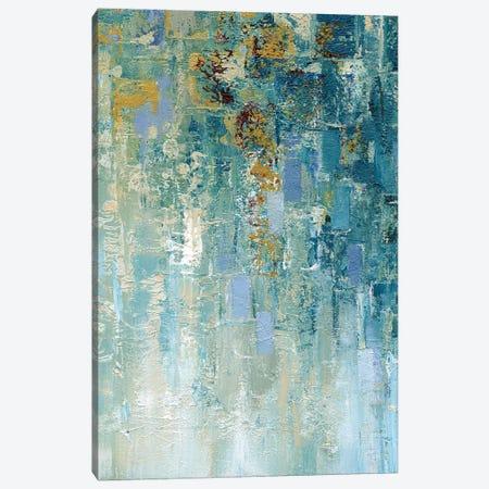 I Love the Rain Detail I Canvas Print #NAN484} by Nan Canvas Art Print