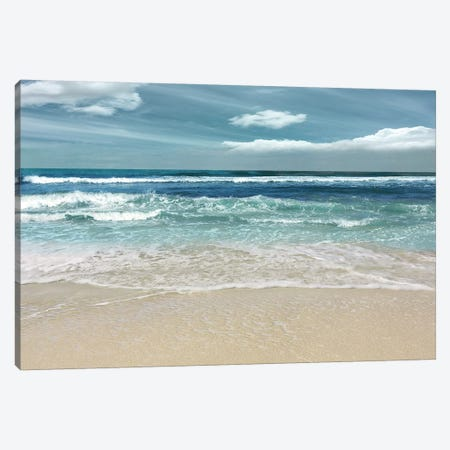 Symphony of the Sea Canvas Print #NAN495} by Nan Canvas Art