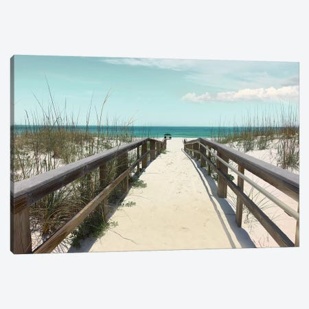 Welcome to Paradise Canvas Print #NAN496} by Nan Canvas Art