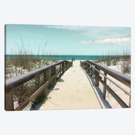 Welcome to Paradise Canvas Print #NAN496} by Nan Canvas Art