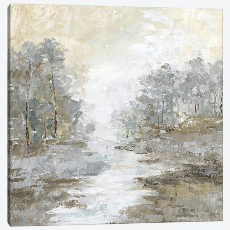 Babbling Brook I Canvas Print #NAN499} by Nan Canvas Art Print