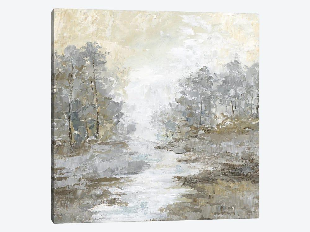 Babbling Brook I by Nan 1-piece Canvas Art Print