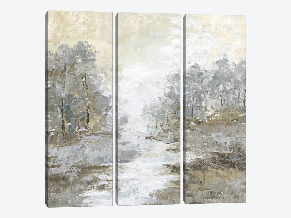 Babbling Brook I by Nan 3-piece Art Print