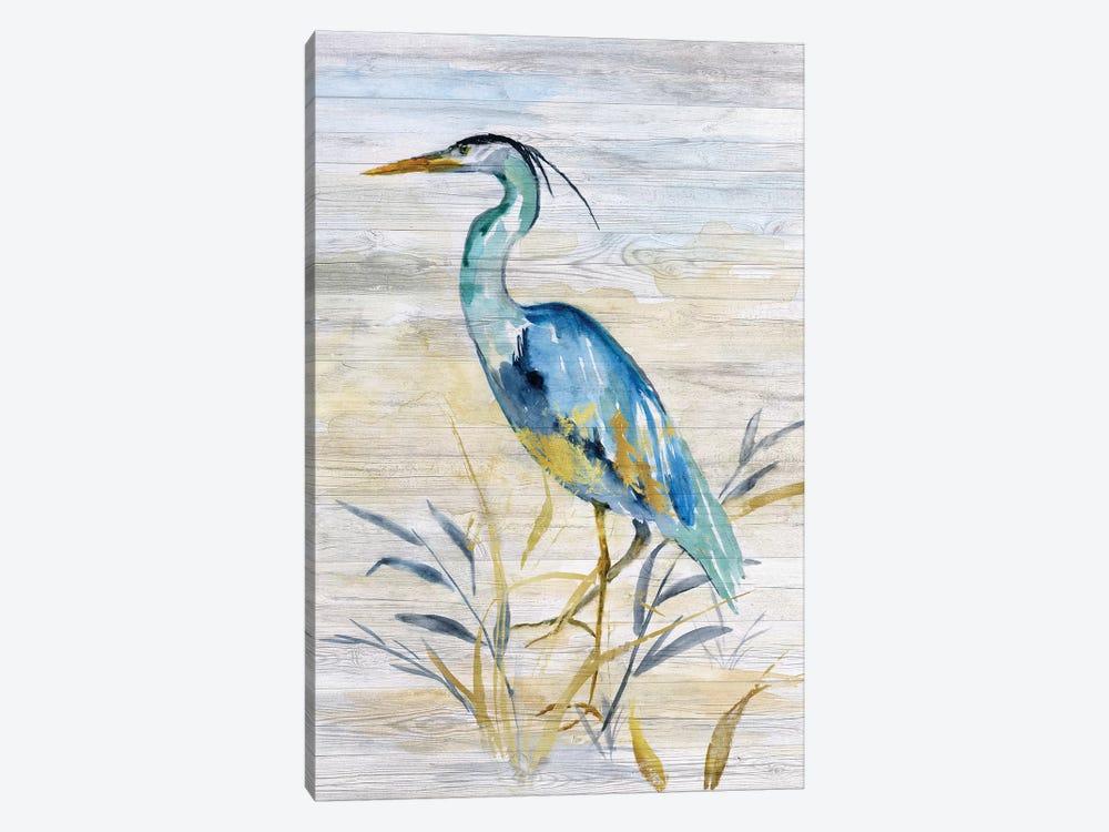 Blue Heron II by Nan 1-piece Canvas Print