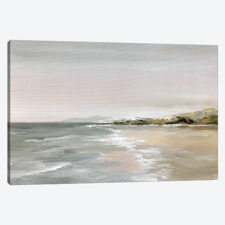 New Shore Canvas Print #NAN517} by Nan Art Print