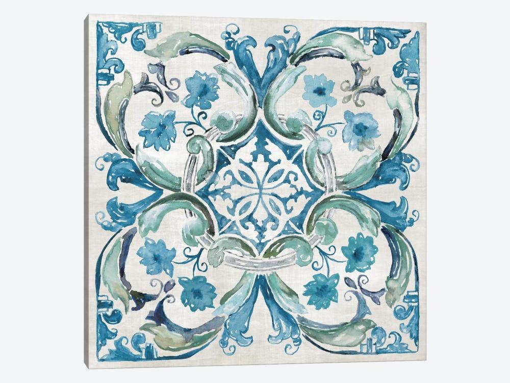 Caribbean Tile I by Nan 1-piece Art Print