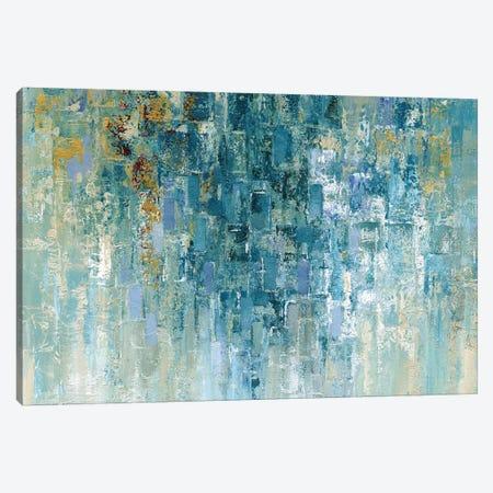 I Love The Rain Canvas Print #NAN531} by Nan Canvas Art