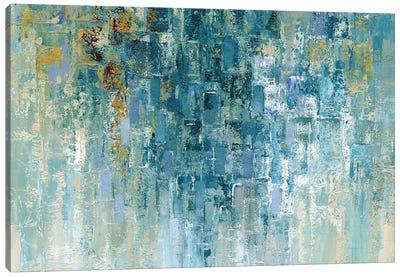 I Love The Rain Canvas Art Print