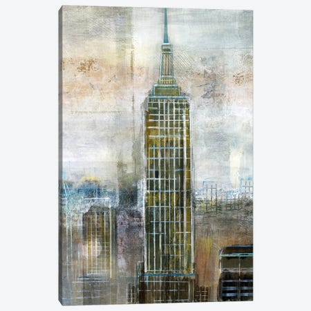 City Contrast Canvas Print #NAN536} by Nan Canvas Print