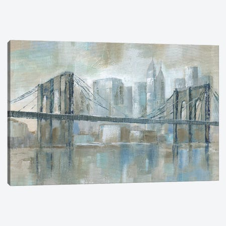 East River Wonder Canvas Print #NAN541} by Nan Art Print