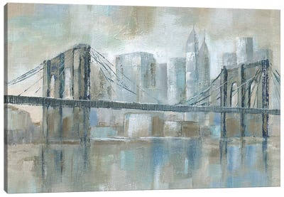 East River Wonder Canvas Art Print