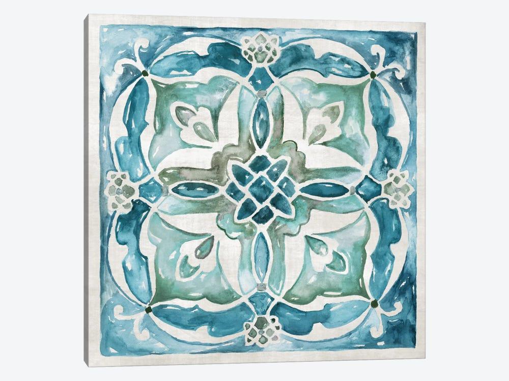 Caribbean Tile III by Nan 1-piece Art Print