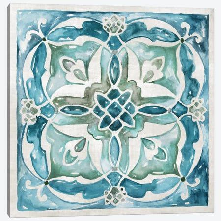 Caribbean Tile III Canvas Print #NAN54} by Nan Art Print